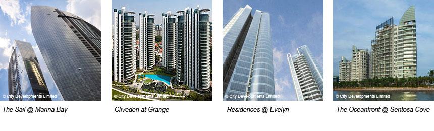 South Beach Residences CDL developer portfolio